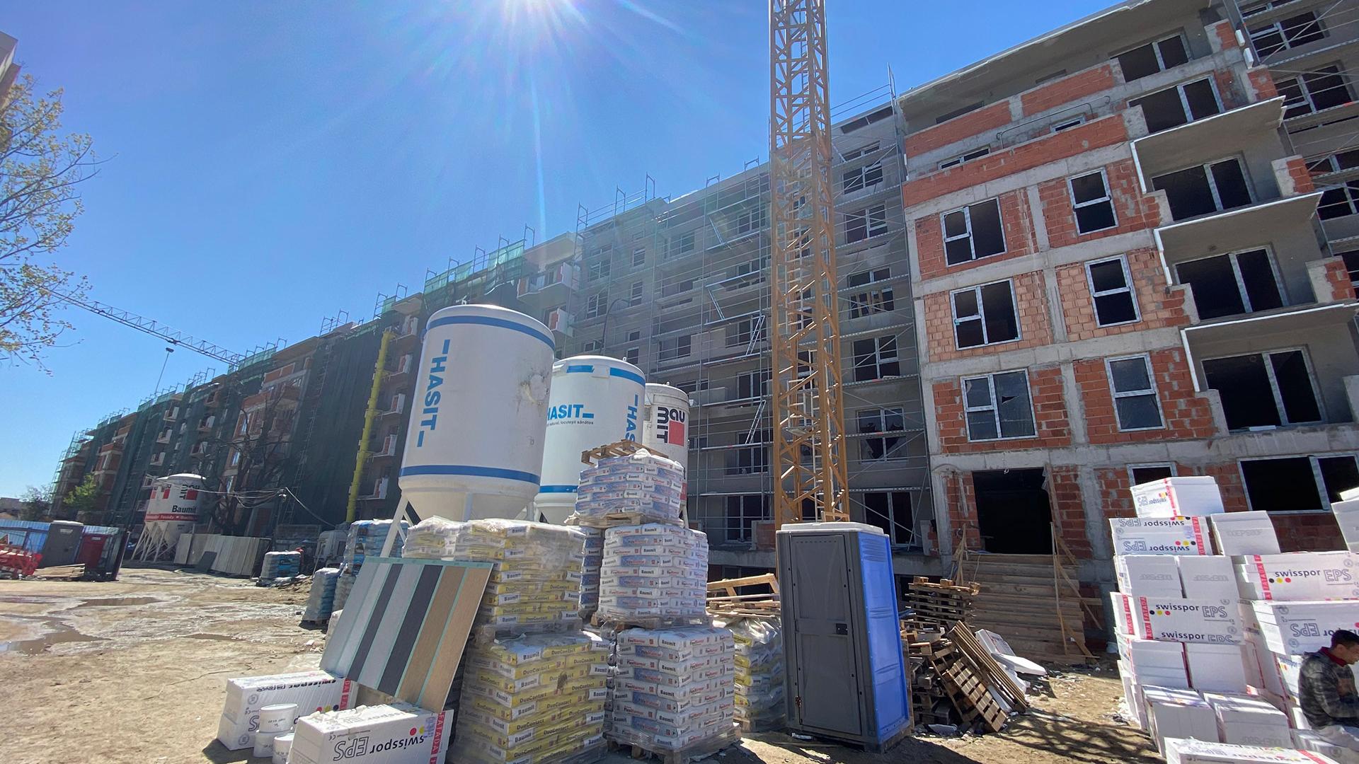 Stadiu executie Uverturii Residence 16 Aprilie 2020 - Apartamente si garsoniere de vanzare Militari, Gorjului - 2