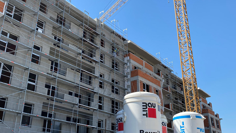 Stadiu executie Uverturii Residence 7 Aprilie 2020 - Apartamente si garsoniere de vanzare Militari, Gorjului - 2