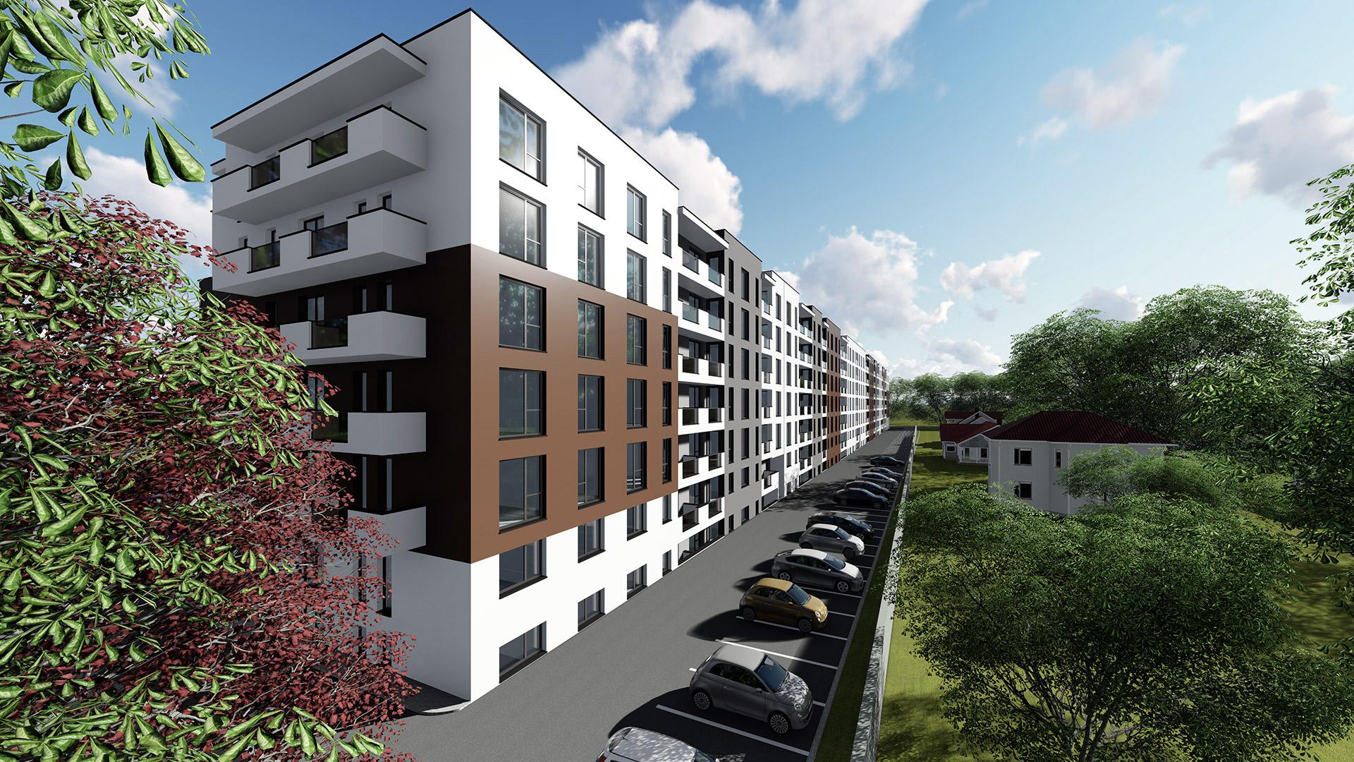 Apartamente si garsoniere de vanzare Bucuresti - Uverturii Residence - Militari - Lujerului - Gorjului - 34
