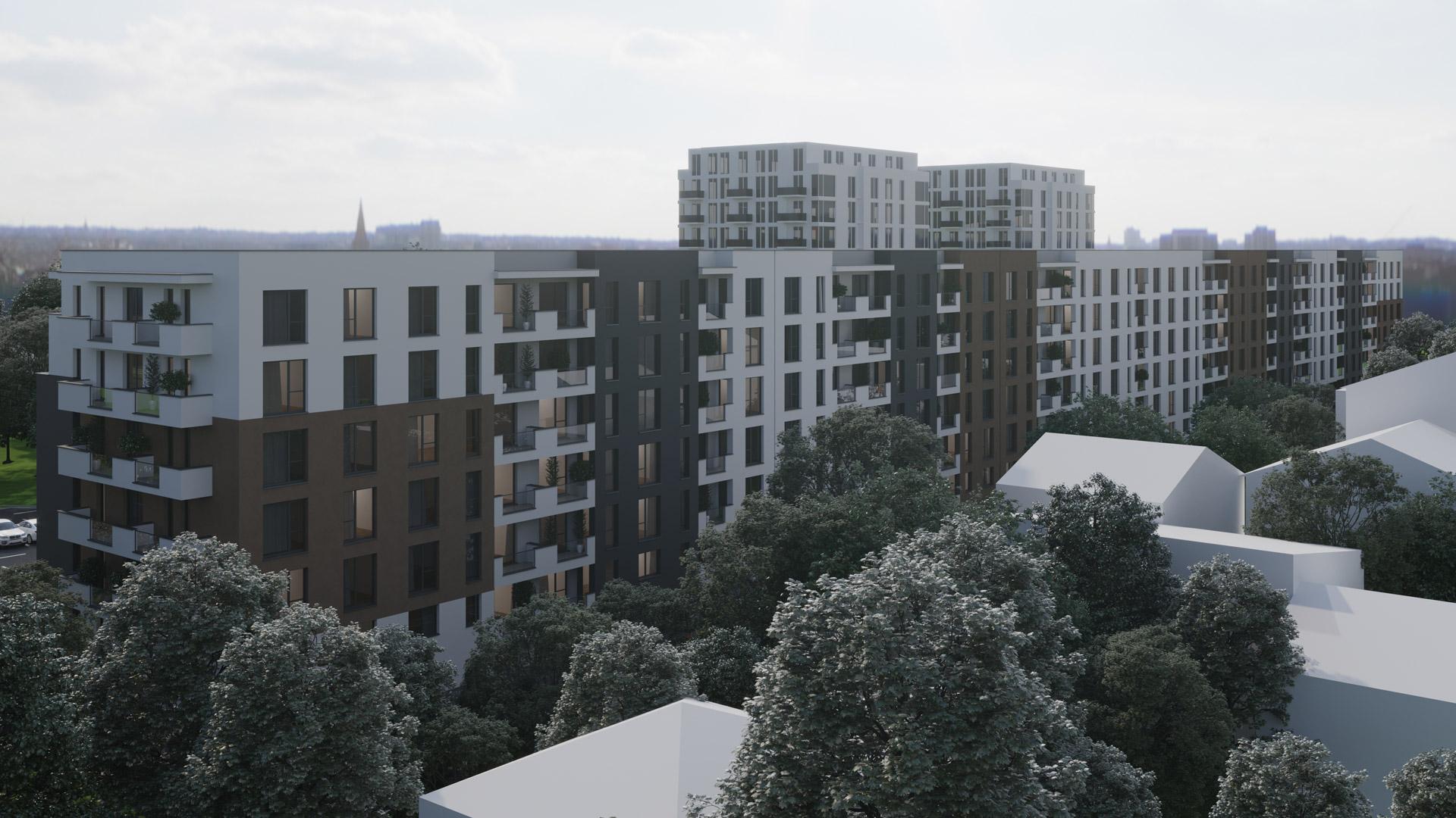 Apartamente si garsoniere de vanzare Bucuresti - Uverturii Residence - Militari - Lujerului - Gorjului - 30