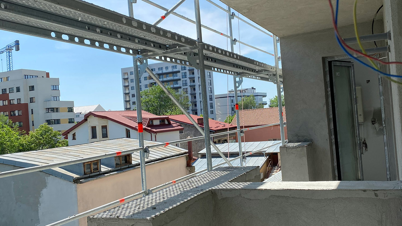 Stadiu executie Uverturii Residence 14 Mai 2020 - Apartamente si garsoniere de vanzare Militari, Gorjului - 3
