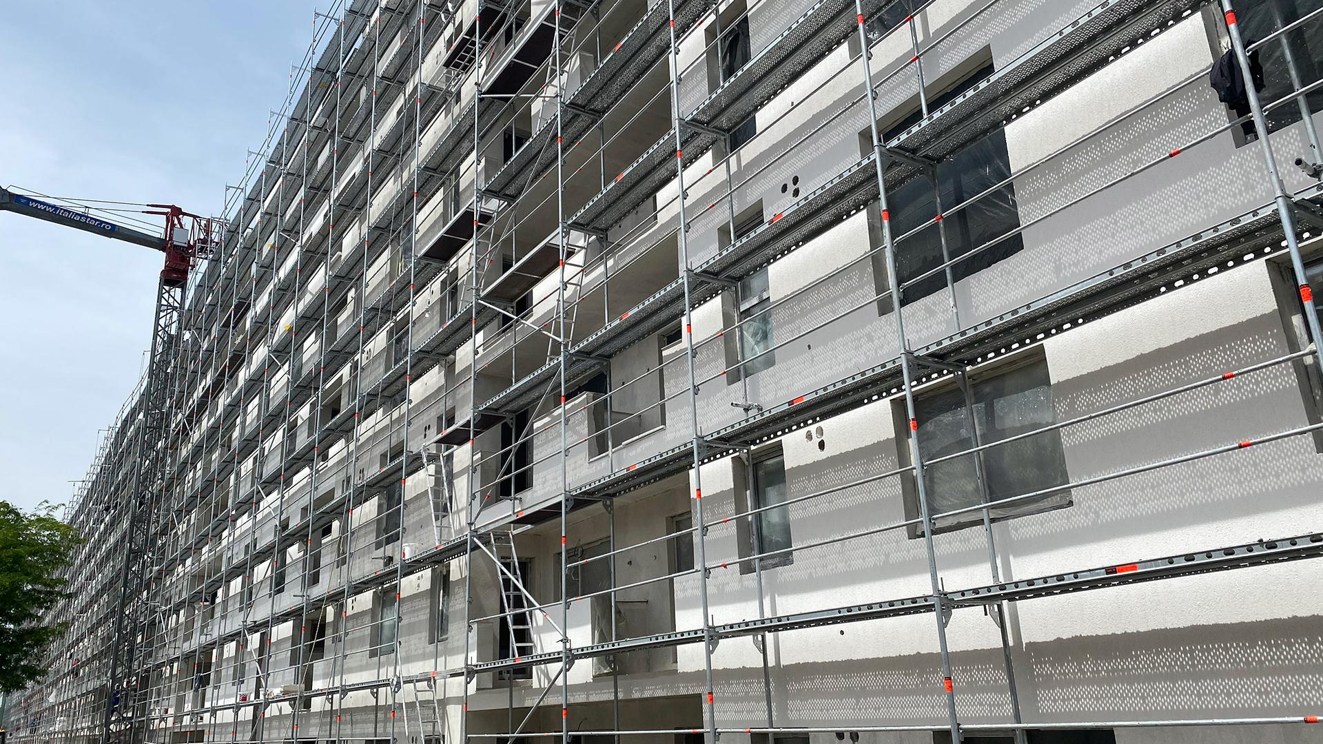 Stadiu executie Uverturii Residence 16 Mai 2020 - Apartamente si garsoniere de vanzare Militari, Gorjului - 2