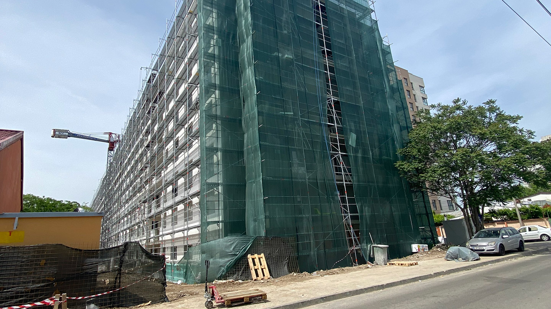 Stadiu executie Uverturii Residence 16 Mai 2020 - Apartamente si garsoniere de vanzare Militari, Gorjului - 4