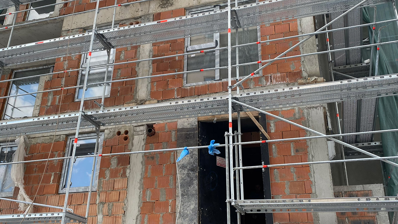 Stadiu executie Uverturii Residence 2 Mai 2020 - Apartamente si garsoniere de vanzare Militari, Gorjului - 2