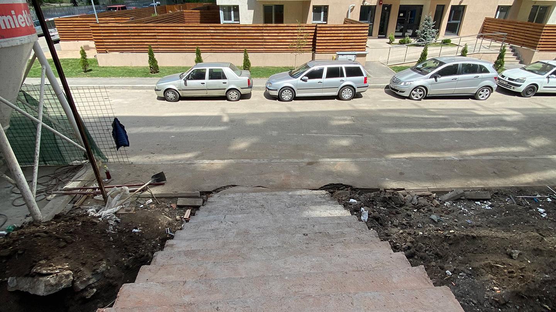 Stadiu executie Uverturii Residence 2 Mai 2020 - Apartamente si garsoniere de vanzare Militari, Gorjului - 3