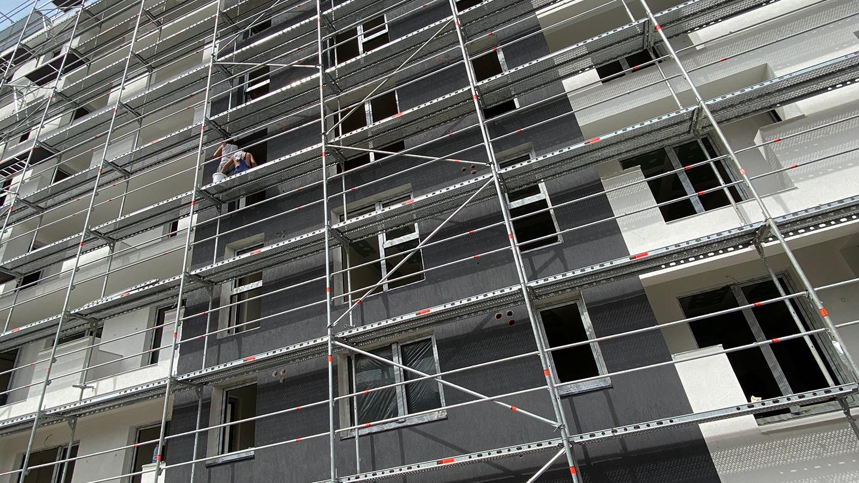 Stadiu executie Uverturii Residence 20 Mai 2020 - Apartamente si garsoniere de vanzare Militari, Gorjului - 1