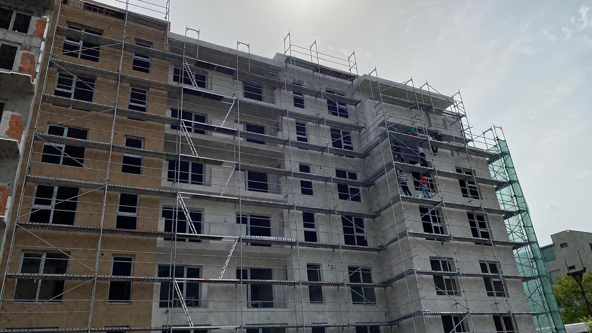 Stadiu executie Uverturii Residence 20 Mai 2020 - Apartamente si garsoniere de vanzare Militari, Gorjului - 2