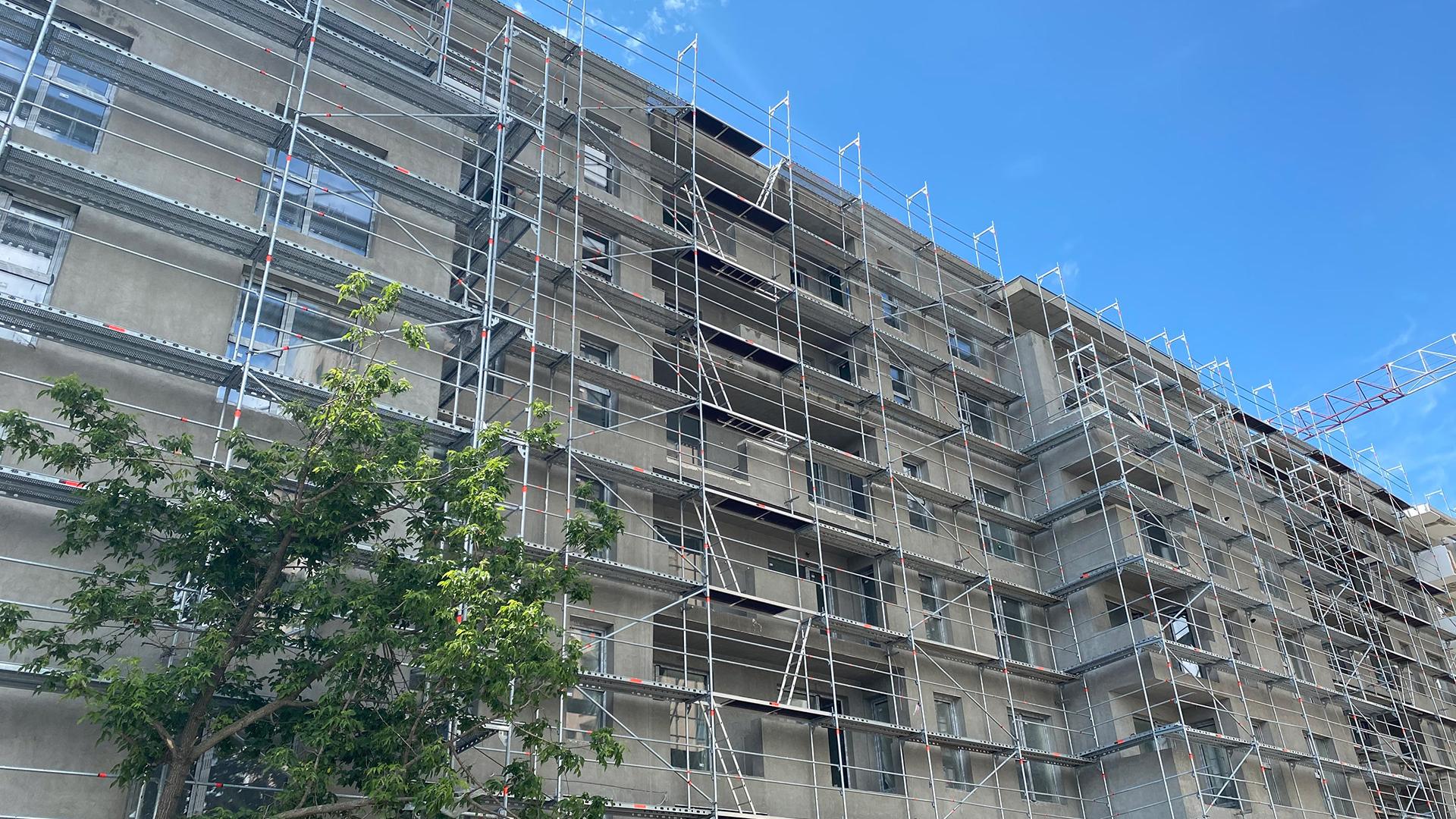 Stadiu executie Uverturii Residence 25 Mai 2020 - Apartamente si garsoniere de vanzare Militari, Gorjului - 4