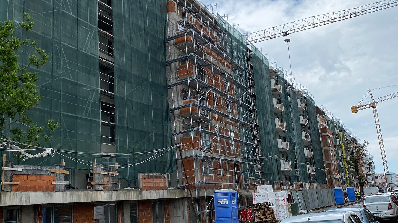Stadiu executie Uverturii Residence 7 Mai 2020 - Apartamente si garsoniere de vanzare Militari, Gorjului - 6