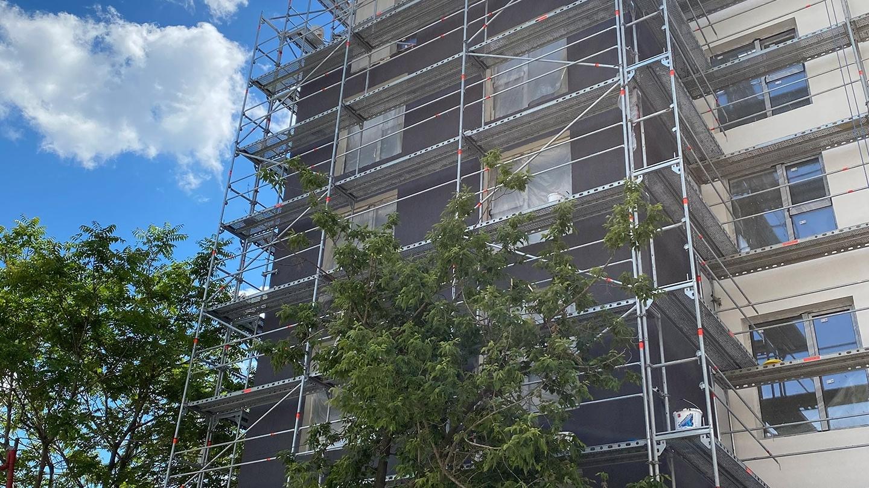 Stadiu executie Uverturii Residence 6 Iunie 2020 - Apartamente si garsoniere de vanzare Militari, Gorjului - 2