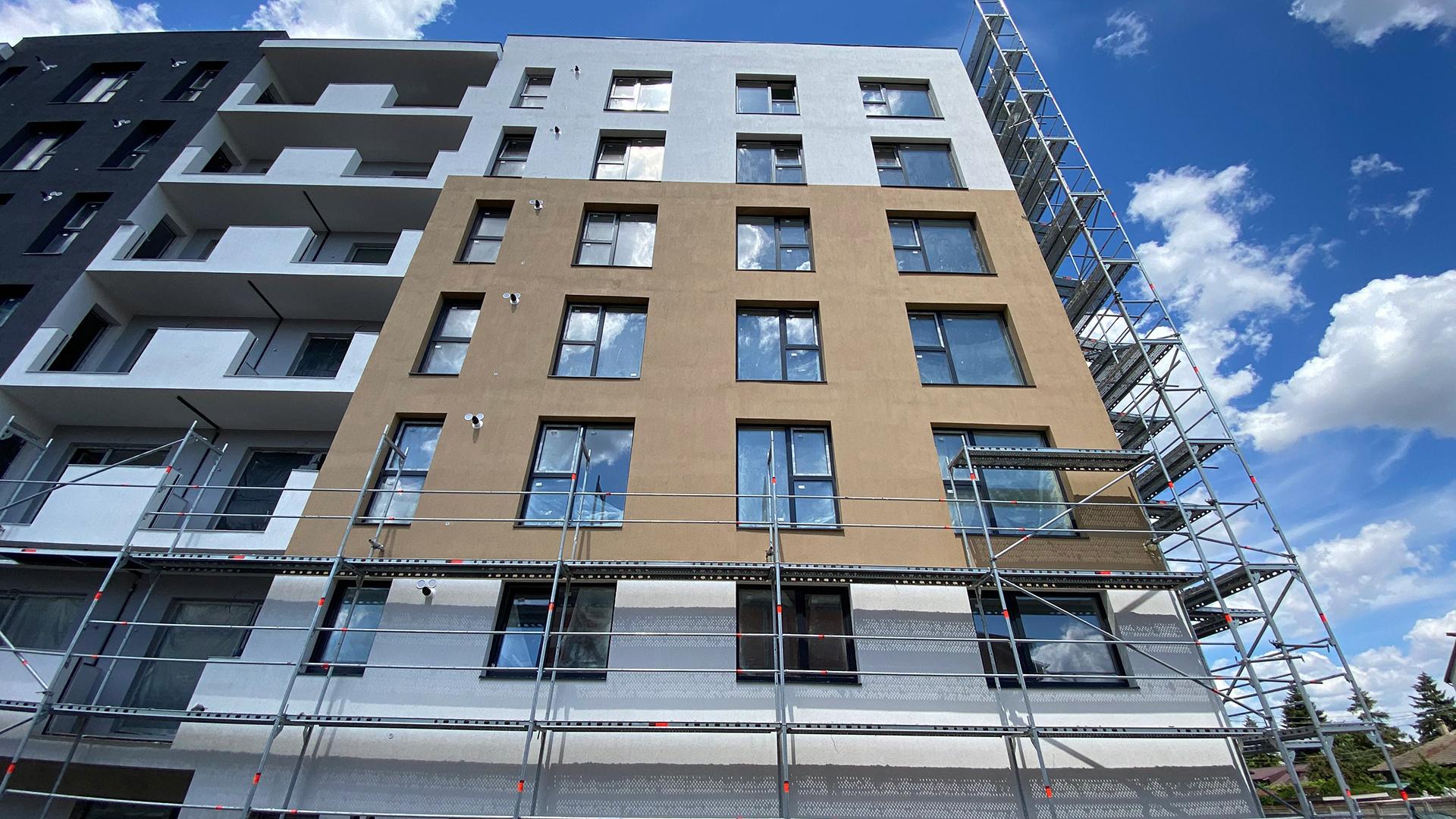 Stadiu executie Uverturii Residence 6 Iunie 2020 - Apartamente si garsoniere de vanzare Militari, Gorjului - 4
