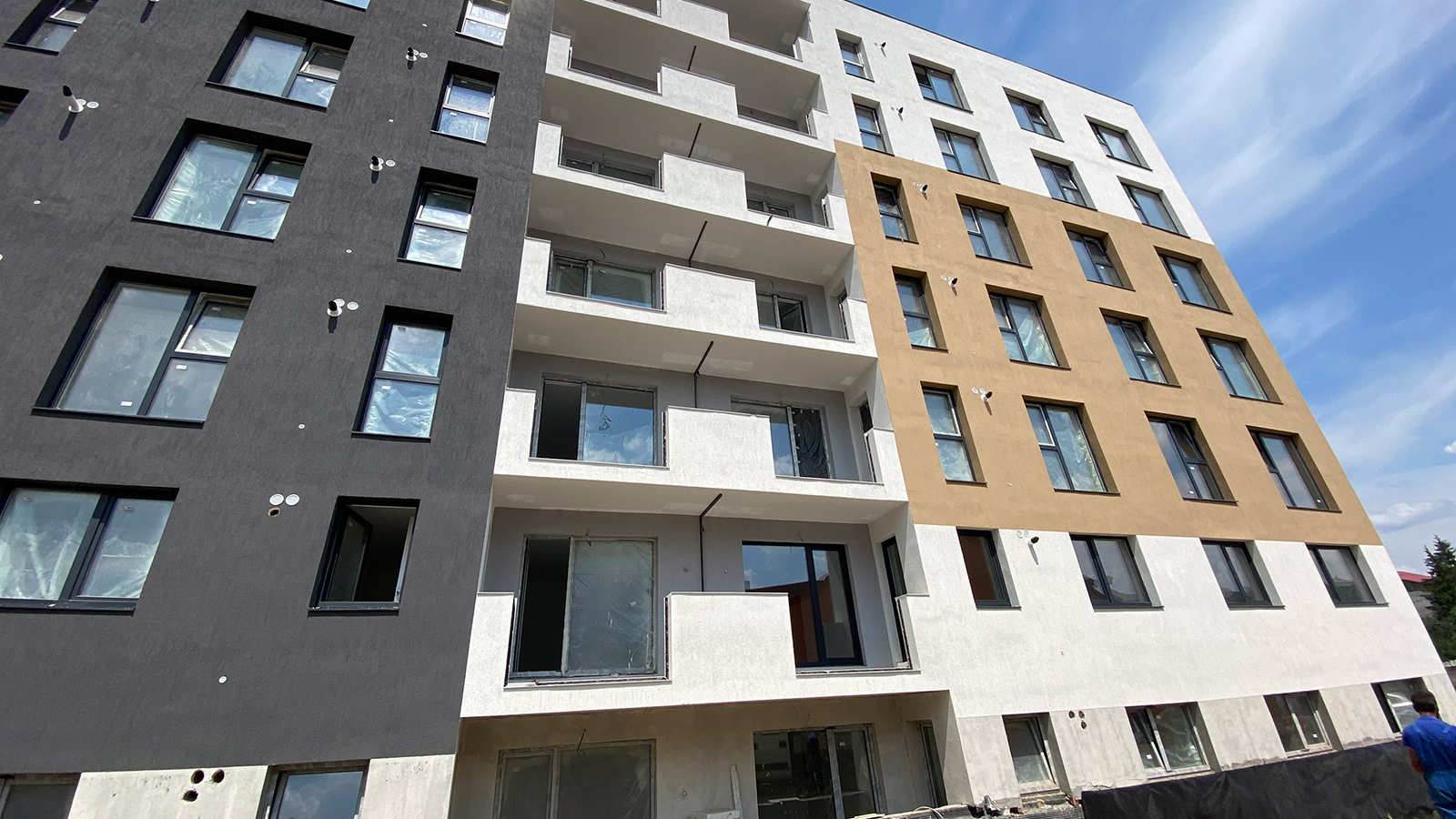 Stadiu executie Uverturii Residence 8 Iulie 2020 - Apartamente si garsoniere de vanzare Militari, Gorjului - 1