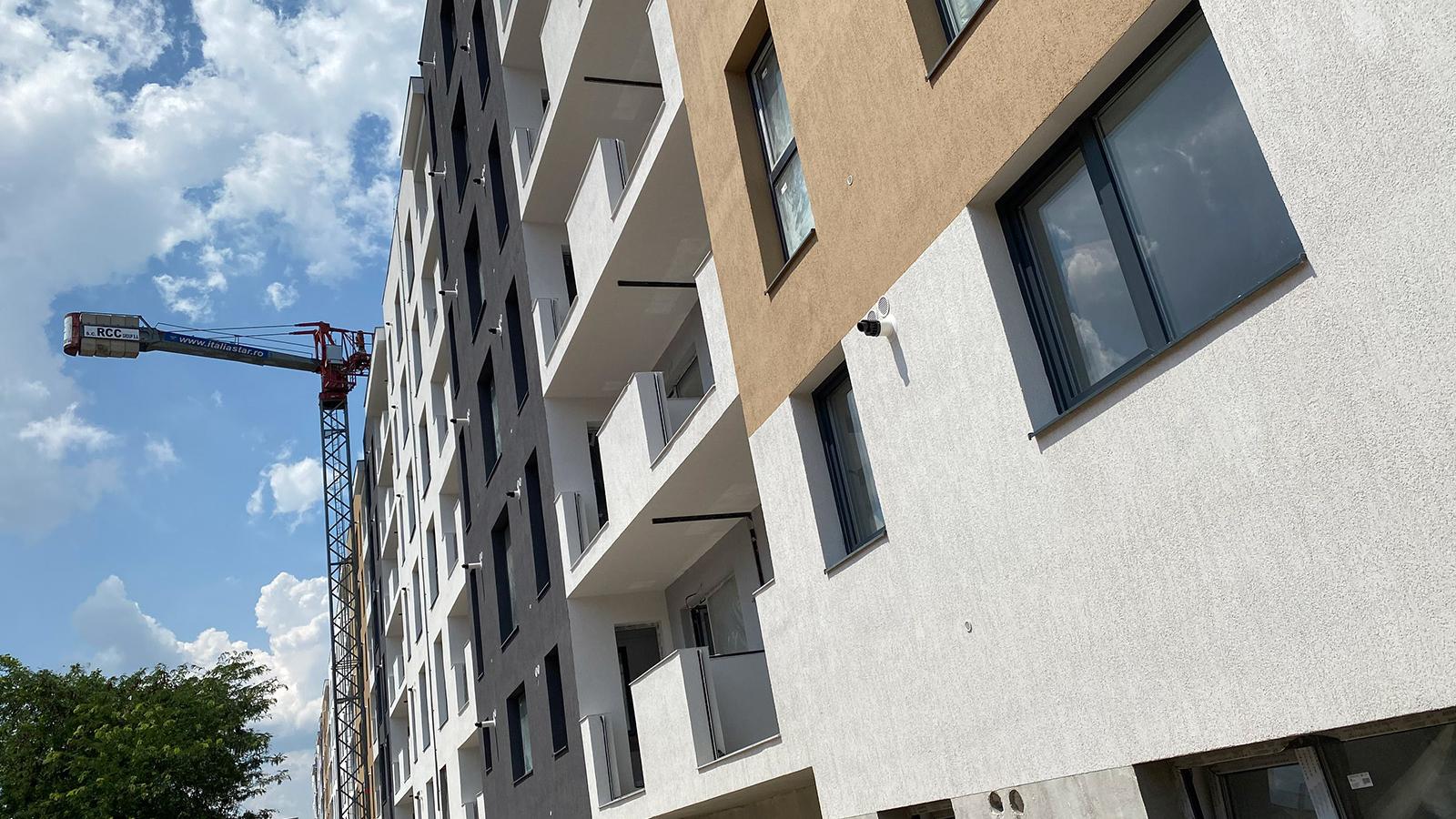 Stadiu executie Uverturii Residence 8 Iulie 2020 - Apartamente si garsoniere de vanzare Militari, Gorjului - 3