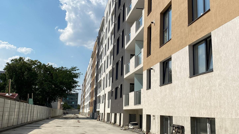 Stadiu executie Uverturii Residence 17 August 2020 - Apartamente si garsoniere de vanzare Militari, Gorjului - 2