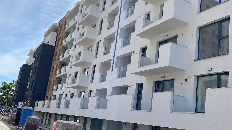 Stadiu executie Uverturii Residence 27 August 2020 - Apartamente si garsoniere de vanzare Militari, Gorjului - 5