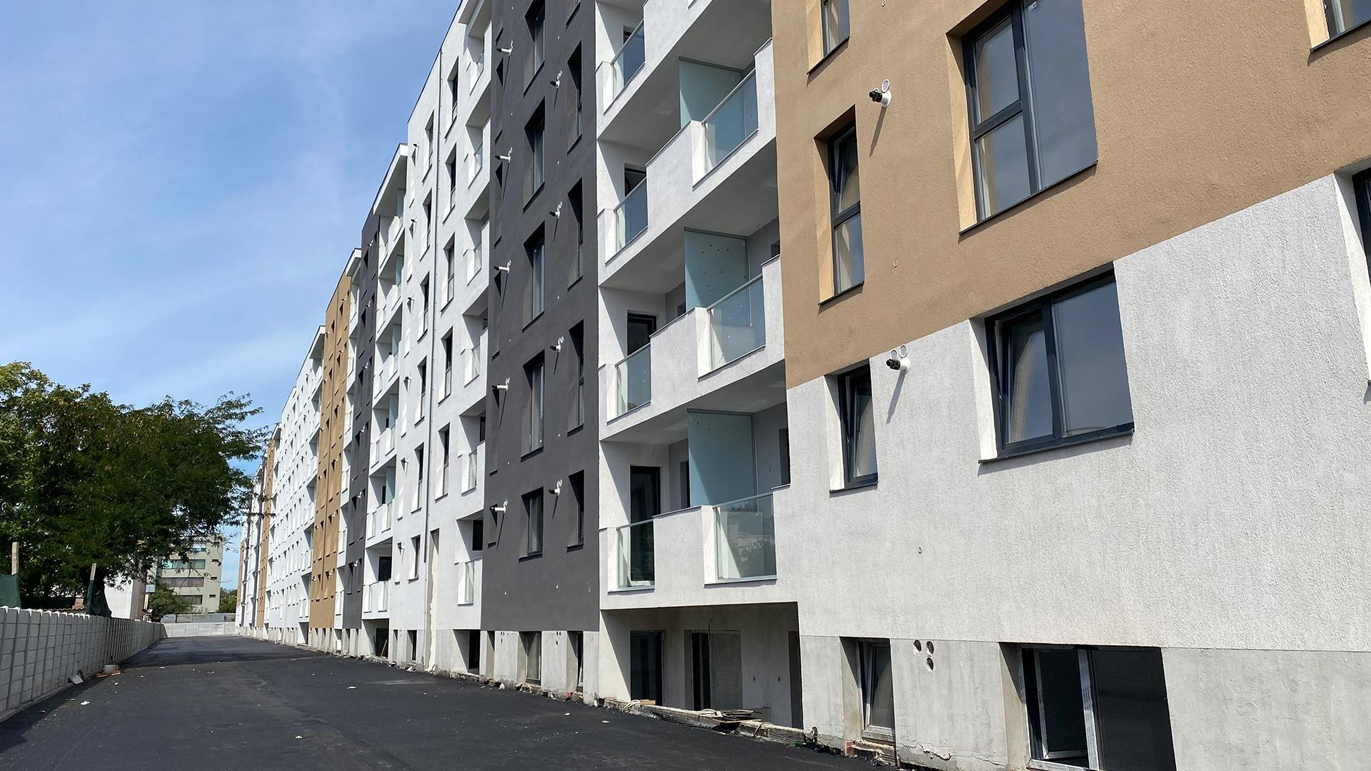 Stadiu executie Uverturii Residence 27 August 2020 - Apartamente si garsoniere de vanzare Militari, Gorjului - 7
