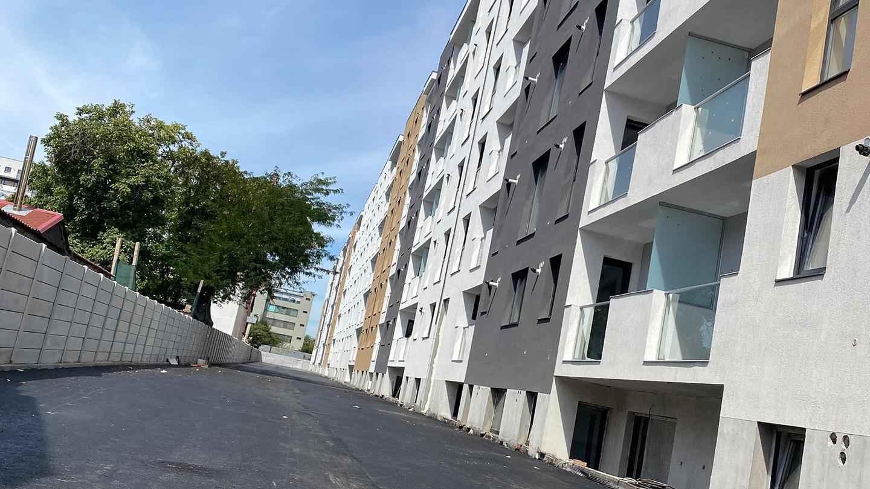 Stadiu executie Uverturii Residence 27 August 2020 - Apartamente si garsoniere de vanzare Militari, Gorjului - 8