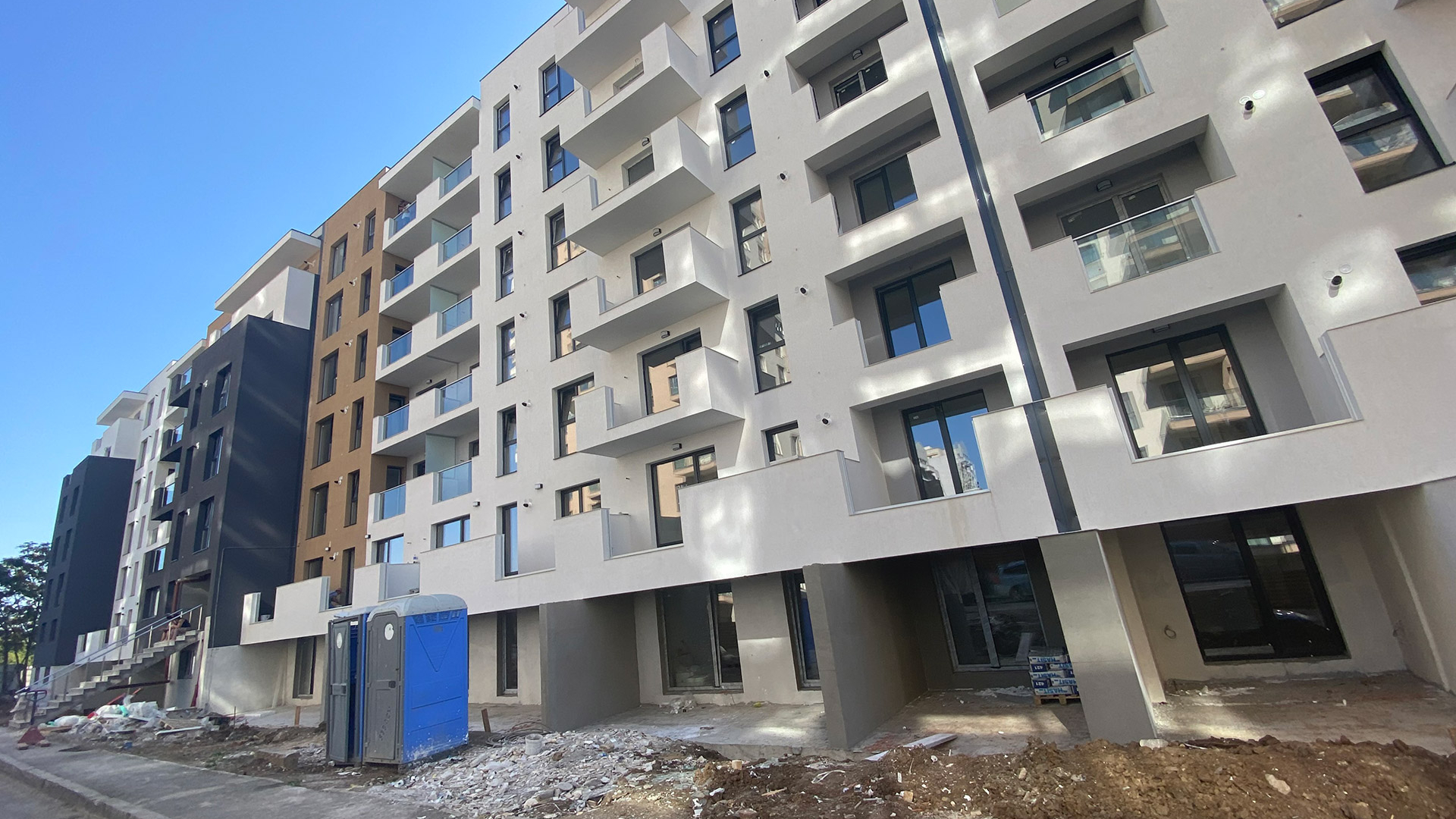 Stadiu executie Uverturii Residence 16 Septembrie 2020 - Apartamente si garsoniere de vanzare Militari, Gorjului - 6