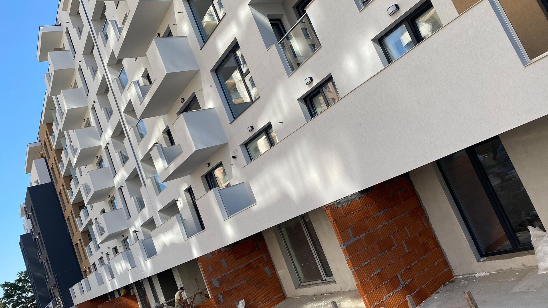 Stadiu executie Uverturii Residence 31 Septembrie 2020 - Apartamente si garsoniere de vanzare Militari, Gorjului - 2